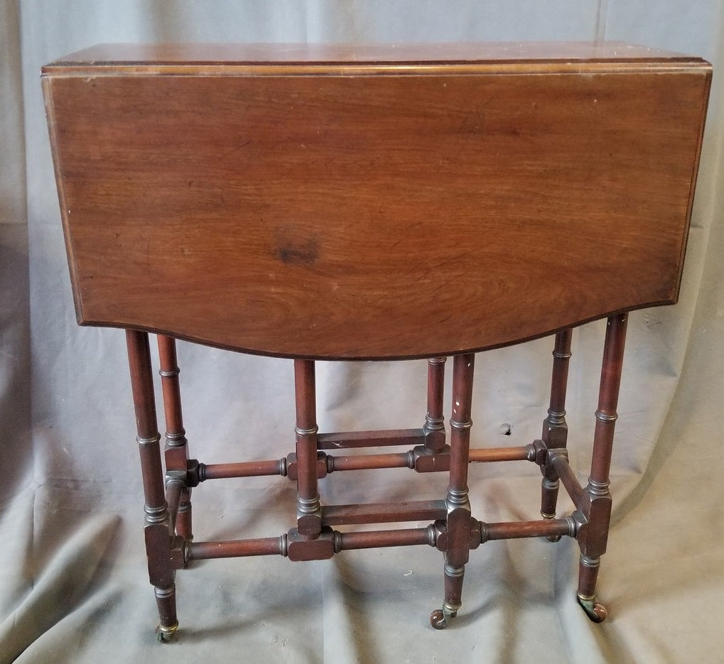 MINI DROP LEAF TABLE