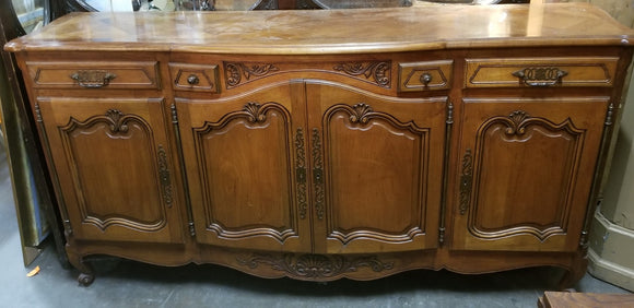LOUIS XV CHERRY SIDEBOARD