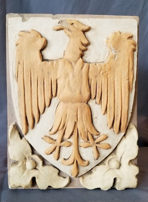 TERRA COTTA EAGLE BRICK