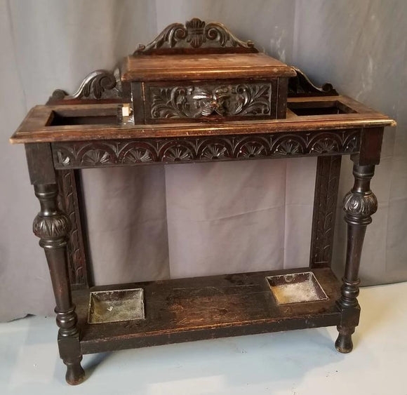 19TH CENTURY ENGLISH STICK STAND