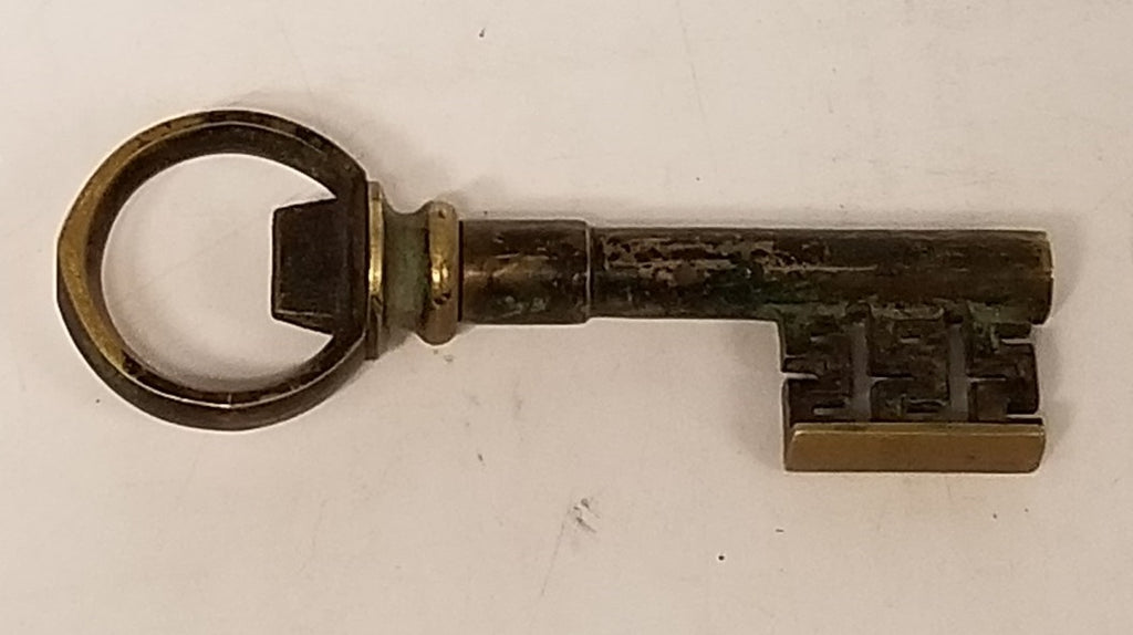 BRONZE KEY CORKSCREW