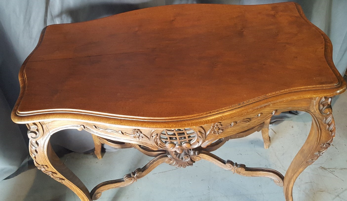 FRENCH LOUIS XV CENTER TABLE