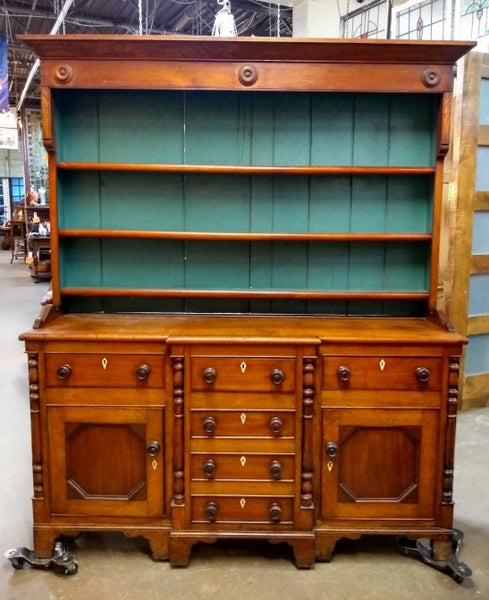 "ENGLISH 1870""S WELSH CUPBOARD"