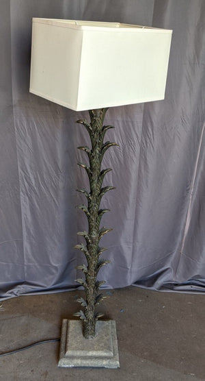 COMPOSITION TREE OF LIFE FLOOR LAMP
