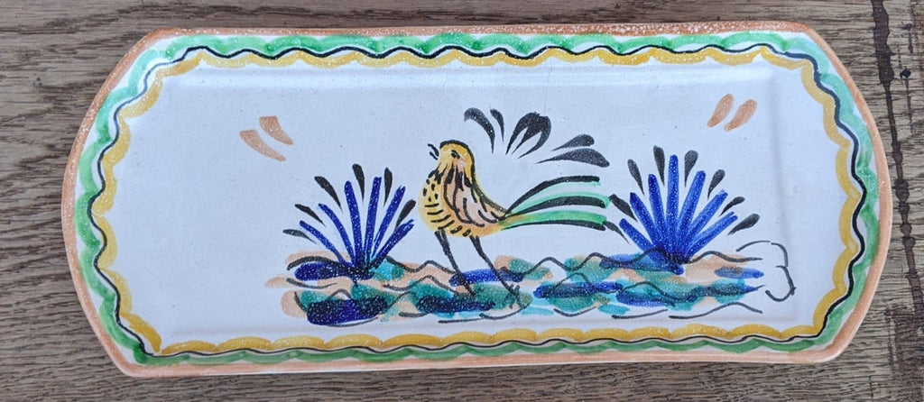 HAND PAINTED SMALL DISH