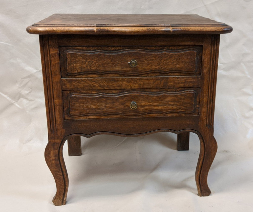 PETITE LOUIS XV SIDE CHEST OR END TABLE
