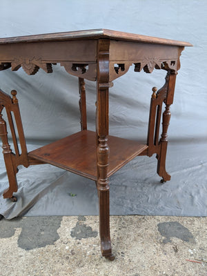 AMERICAN CHERRY OCCASIONAL TABLE