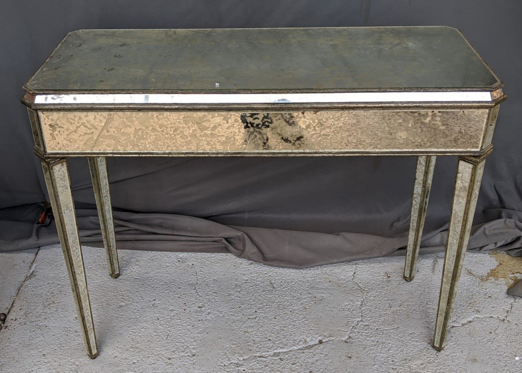 MIRRORED VENETIAN STYLE CONSOLE
