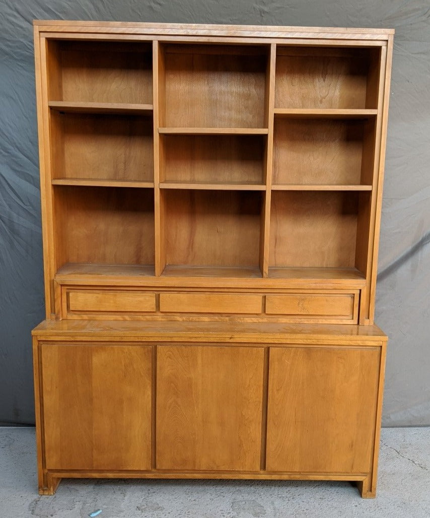 MID CENTURY CHINA BOOKCASE