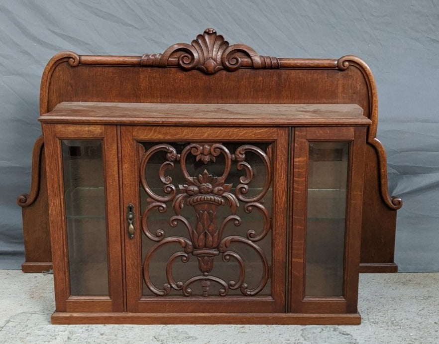 AMERICAN DISPLAY CABINET TOP