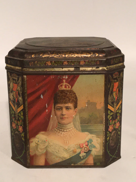 ROYAL ADVERTISING TIN