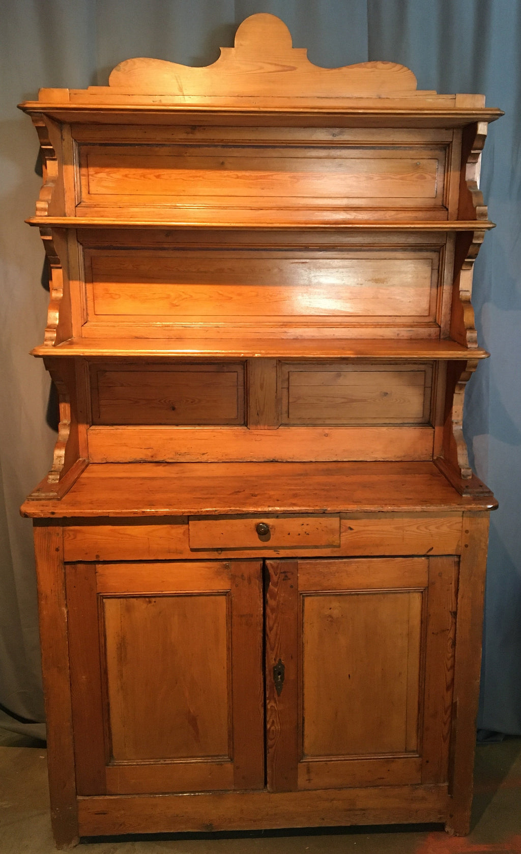 ANTIQUE COUNTRY FRENCH PINE VASSILIER