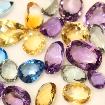 Gems and Gemmology