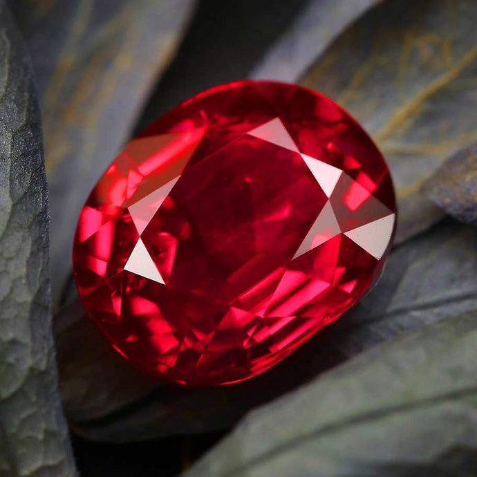 Ruby : The Scarlet Precious Gemstone