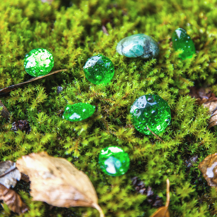 Chrome Diopside: Symbol of Nature