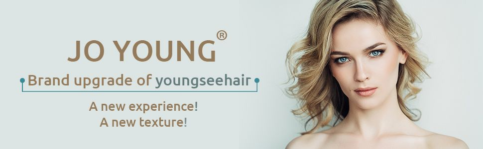 brand upgrade of Youngsee hair