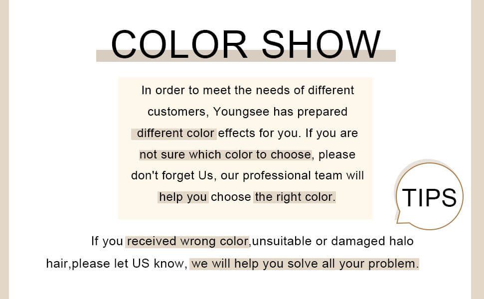 color customer service