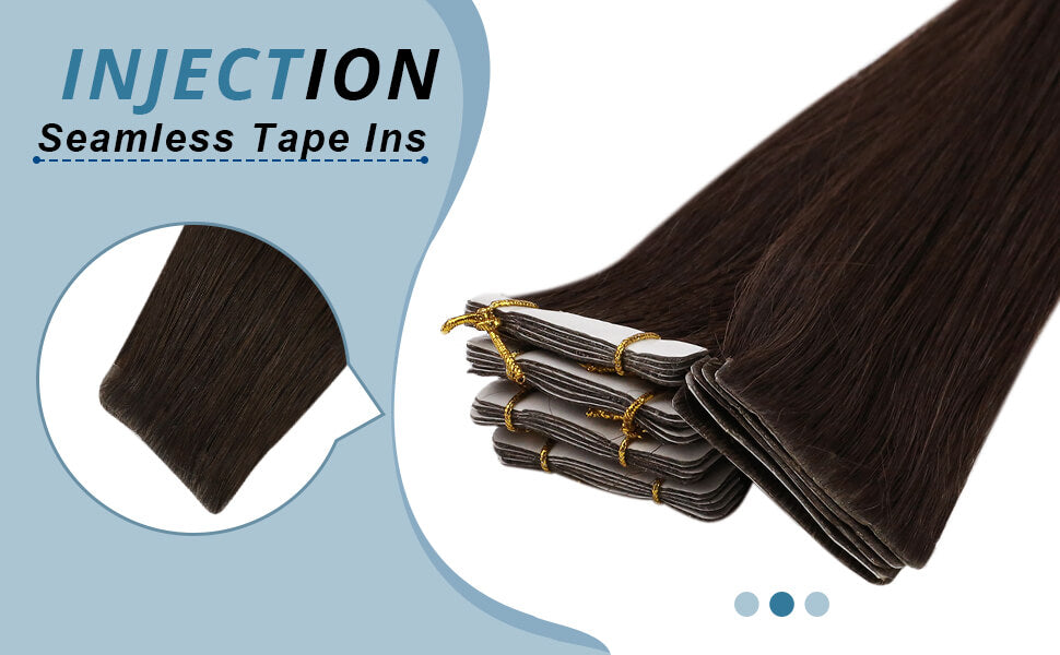 injection seamless tape ins