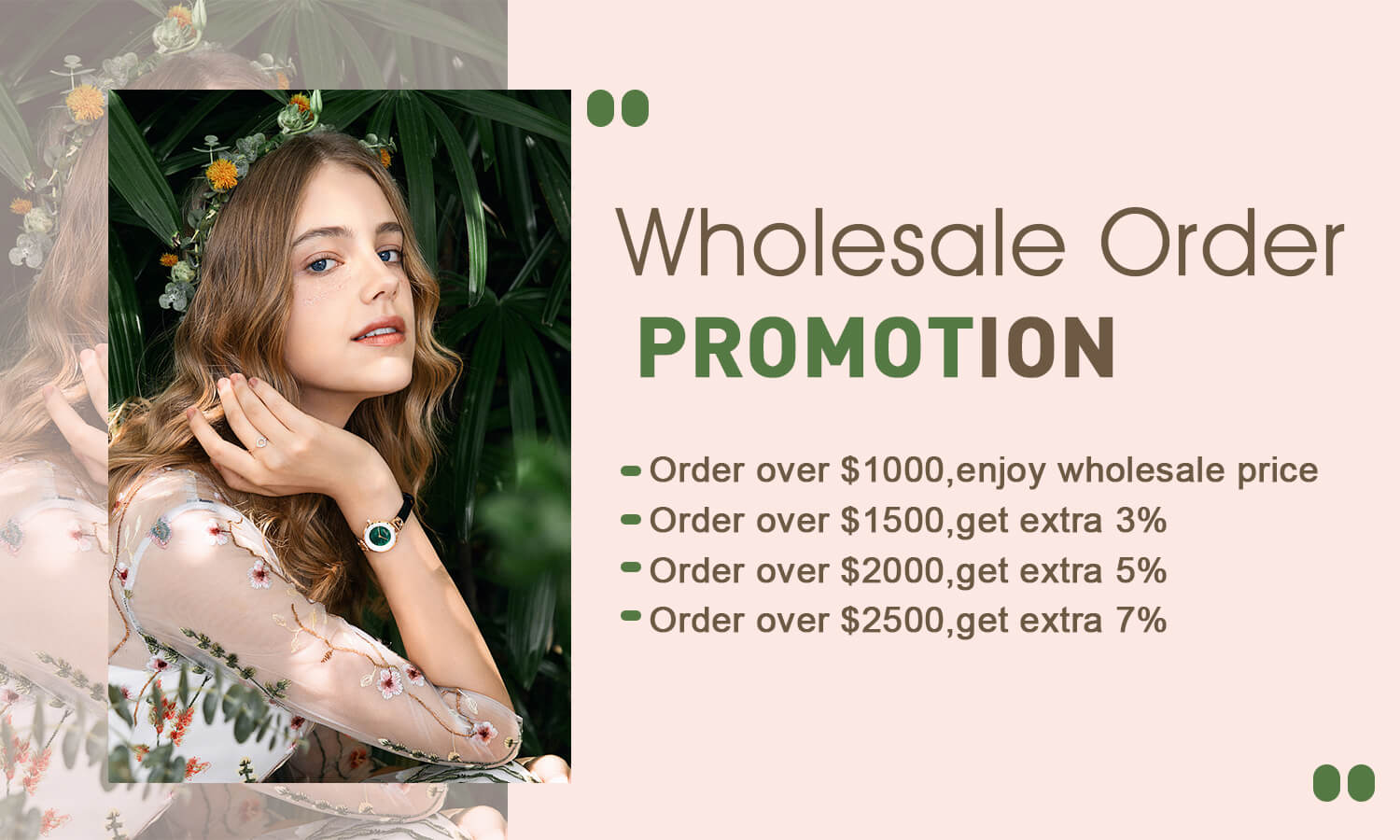 youngsee wholesale price require