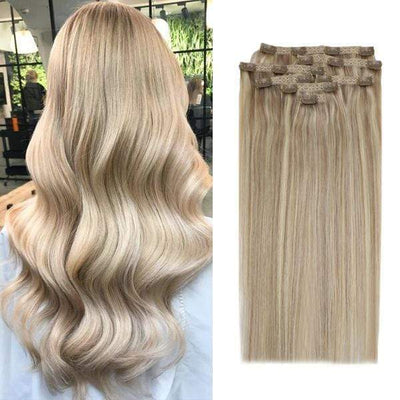 clip in hair natural hair,