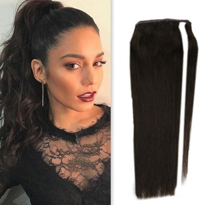 ponytail extensions remy hair