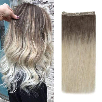 hair extensions natural human hair,