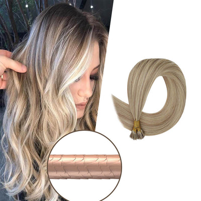 I Tip Hair Extensions 1g/Strand Real Virgin