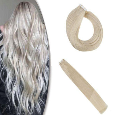 glue hair extensions