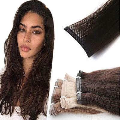 skin weft hair extensionsweft hair