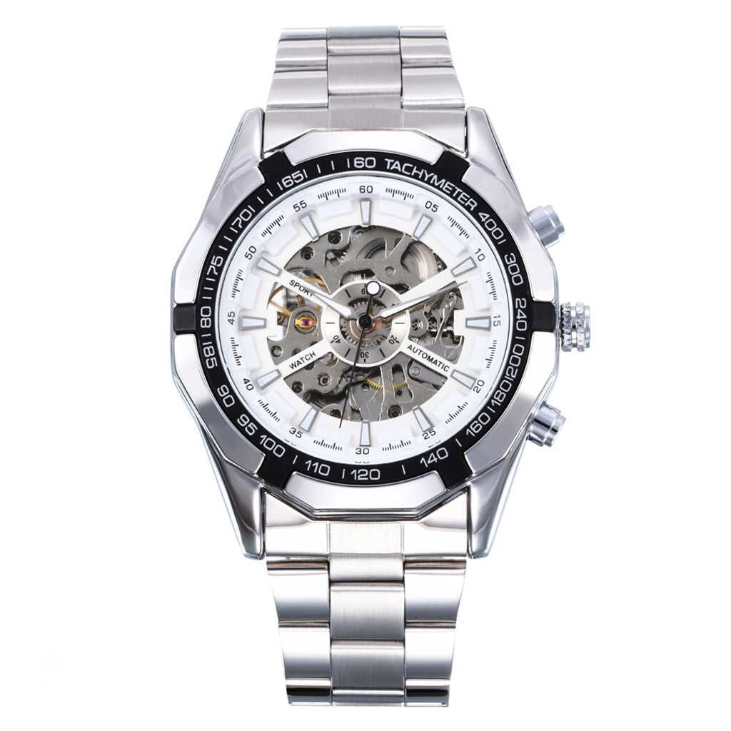 Mechanical Men's sports Watch