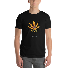 Load image into Gallery viewer, Pot Squad Cannabis Pizza Leaf - Short-Sleeve T-Shirt