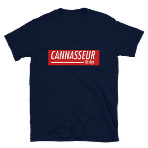 Cannasseur Lifestyle - Short-Sleeve Unisex T-Shirt