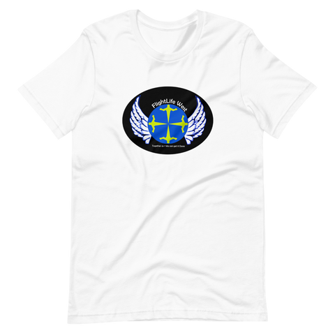 FlightLife Short-Sleeve Unisex T-Shirt