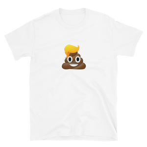 Donald Dump - Shithead for President Short-Sleeve Unisex T-Shirt