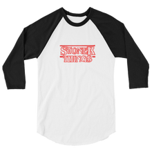 Load image into Gallery viewer, Stoner Things Raglan Tee