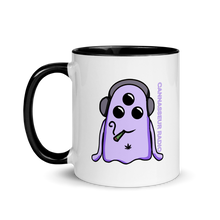 Load image into Gallery viewer, Cannasseur Radio - Mug with Color Inside
