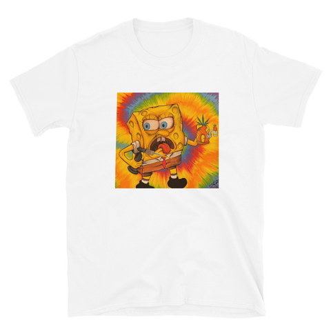 Pineapple Dabs by Visual Fiber - Short-Sleeve Unisex T-Shirt