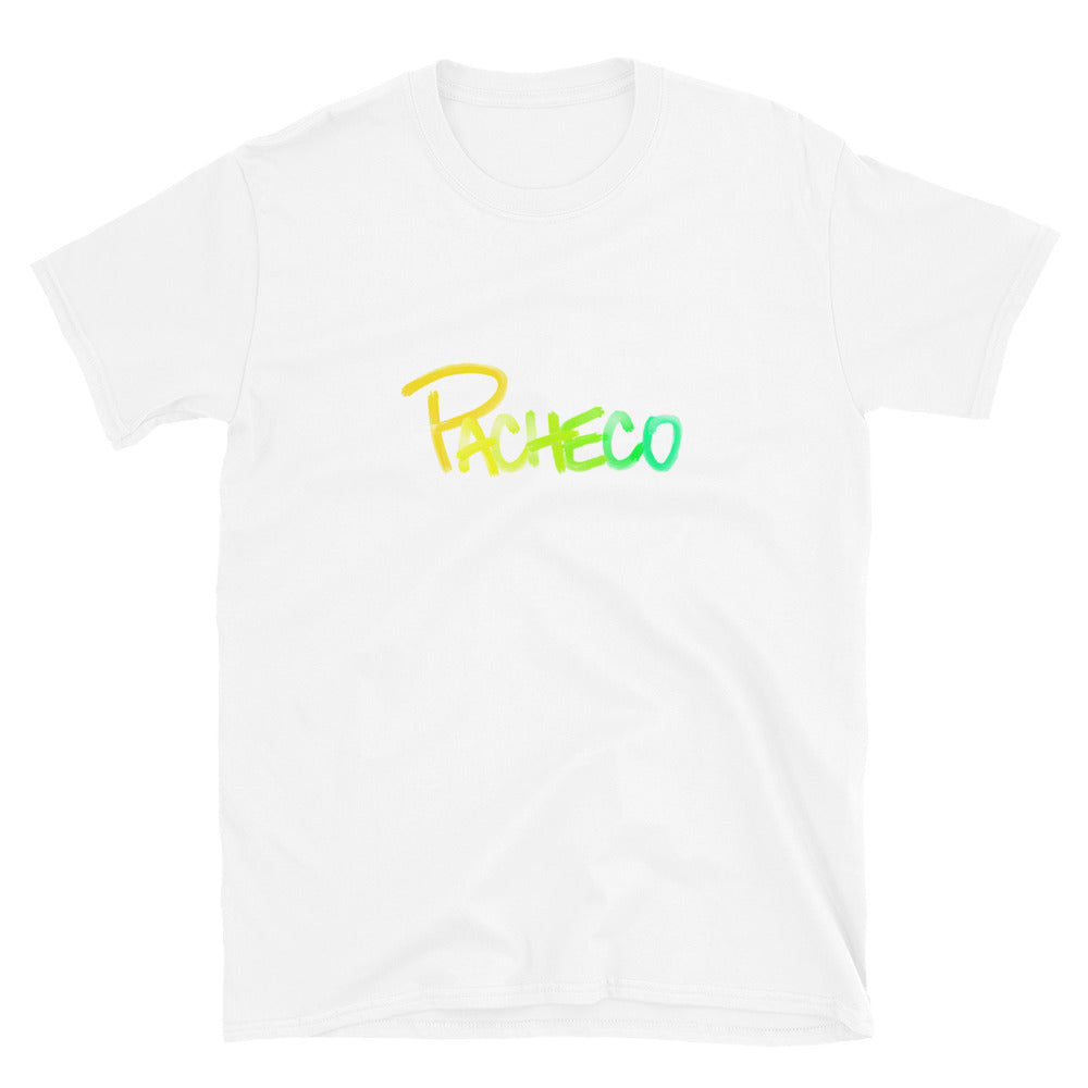 Pacheco - Short-Sleeve Unisex T-Shirt
