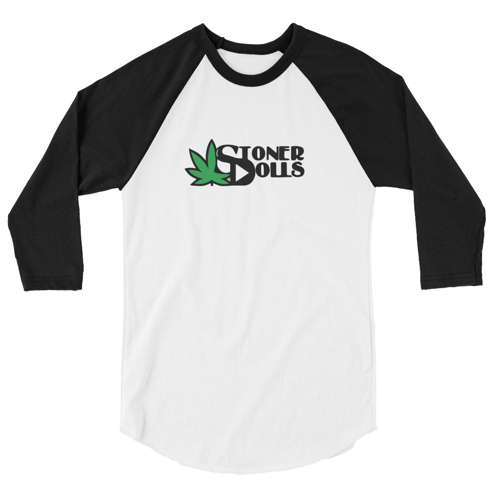 Stoner Dolls - 3/4 sleeve raglan shirt