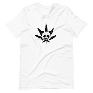 Toking Panda - Short-Sleeve Unisex T-Shirt