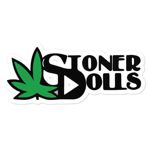 Stoner Dolls - Bubble-free stickers