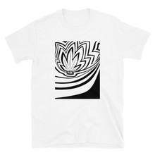 Load image into Gallery viewer, Trippy Leaf - Short-Sleeve Unisex T-Shirt