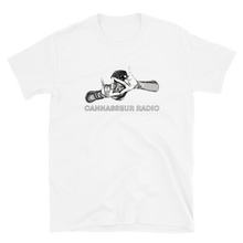 Load image into Gallery viewer, Young Fait on Cannasseur Radio - Short-Sleeve Unisex T-Shirt