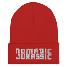 Load image into Gallery viewer, Nomadic Jurassic - Cuffed Beanie
