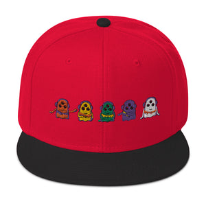 Grateful Squishies - Snapback Hat