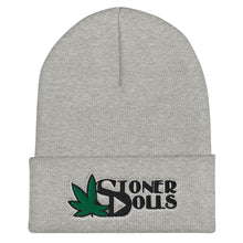 Load image into Gallery viewer, Stoner Dolls - Cuffed Beanie