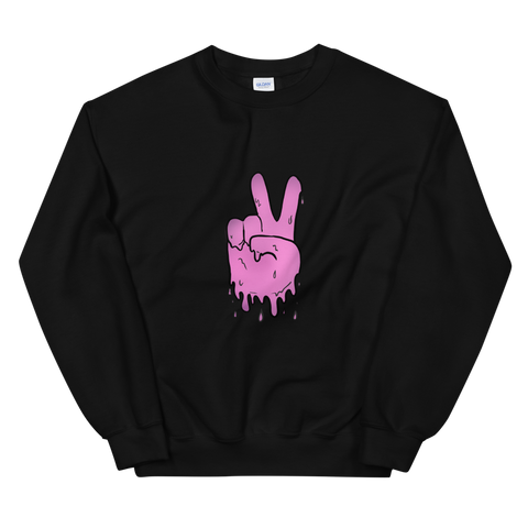 Peaceful Haze Unisex Sweatshirt ft Livefree420365