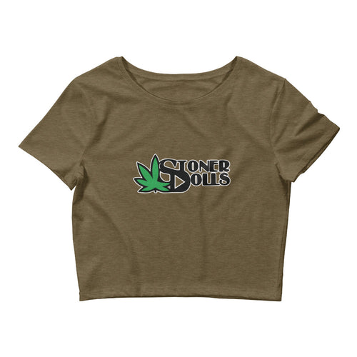 Stoner Dolls - Women's Crop Tee
