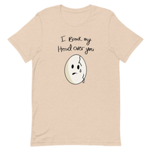 Load image into Gallery viewer, Break My Head - Short-Sleeve Unisex T-Shirt