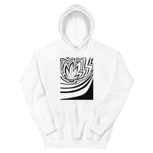 Load image into Gallery viewer, Trippy Leaf - Unisex Hoodie